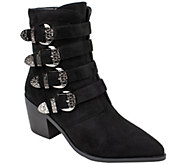 Seven Dials Ankle Booties - Penelope - A415720