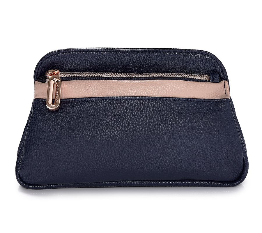 599fb8cf890b Caboodles Life   Style Small Zip Pop Cosmetic Clutch Bag — QVC.com