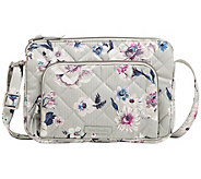 Vera Bradley Signature Performance Twill RFID Little Hipster - A433720