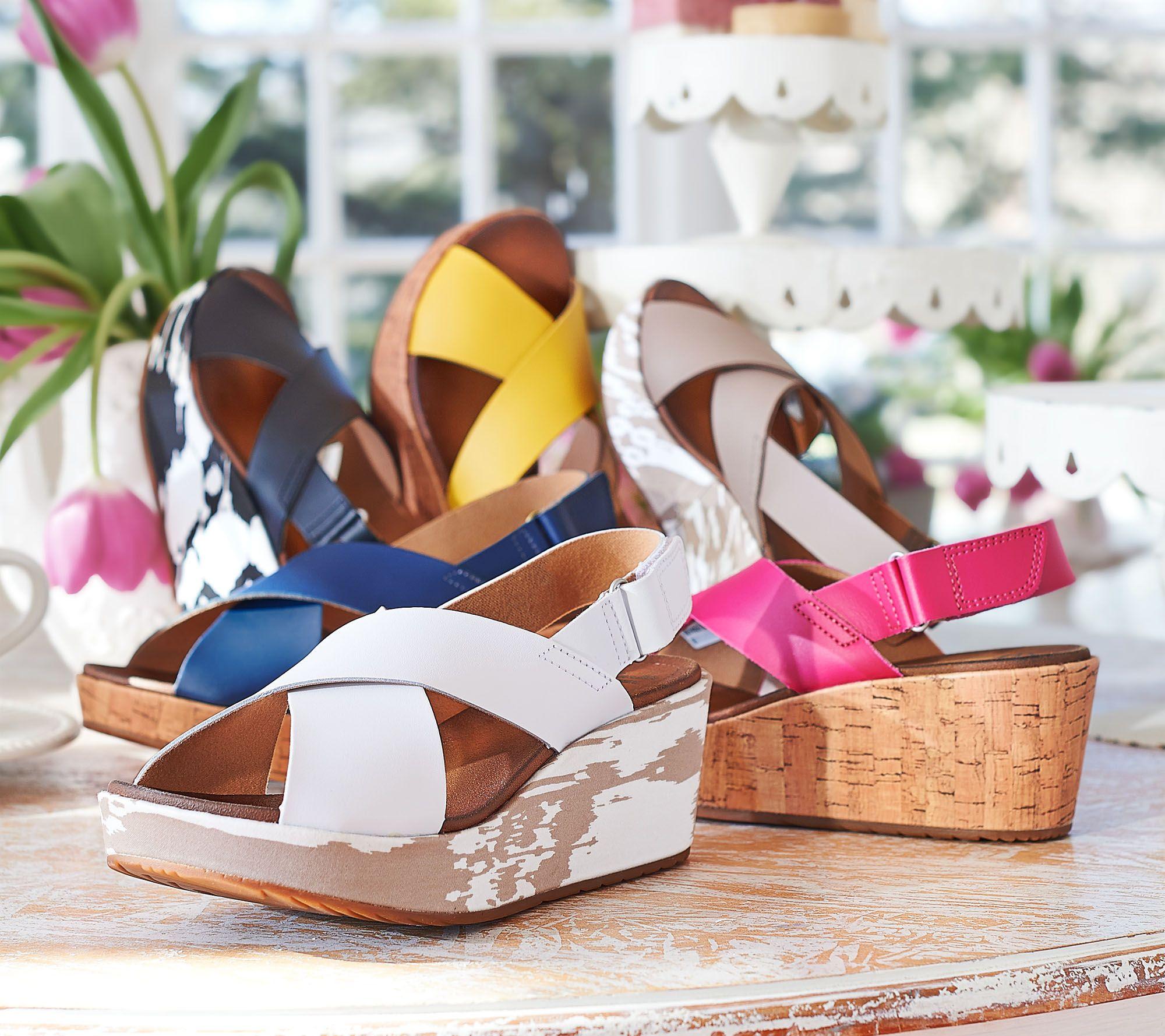 Clarks Wedge Stasha Women's Hale4 Sandal 3L5AjRcqS4