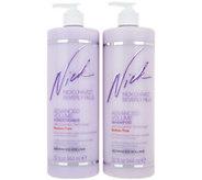 Nick Chavez Advanced Volume Sulfate Free Shampoo & Conditioner - A290621