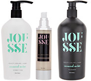 Calista Jousse Cleanse, Condition, and Style 3-piece Hair Collection - A311521