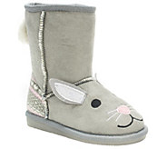 MUK LUKS Kids Trixie Bunny Boots - A337421