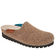 MEPHISTO Wool Clogs - Thea - A344221