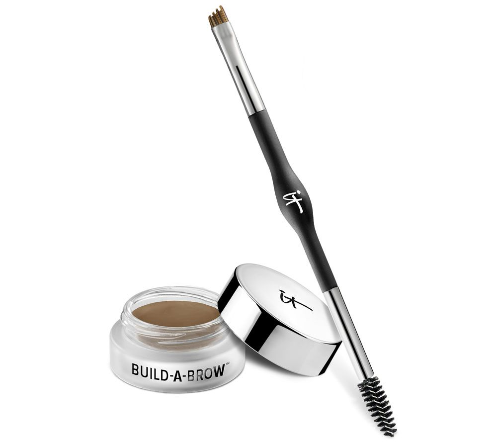 It Cosmetics Build A Brow 24hr Waterproof 5 In1 Creme Gel Stain W