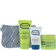 Skinfix Exfoliate and Hydrate 3-Piece Kit with Bag - A346722