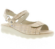 Wolky Leather Sandals - Pichu - A357422
