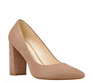 Nine West Suede Pumps - Astoria - A359822