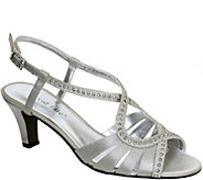 David Tate Dress Sandals - Whisper - A360422