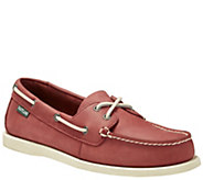 Eastland Mens Leather Boat Shoes - Seaquest - A412922