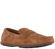 Lamo Mens Suede Loafers - Connor - A413922