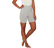 Airbrusher by Women with Control Cotton Shorts - A269823