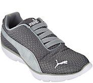 As Is PUMA Mesh Slip-On Sneakers - FashIn Alt Illusion - A296723