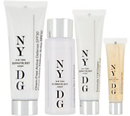 NYDG Skincare 4-piece Discovery Kit - A307023