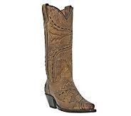 Dan Post Leather Cowboy Boots - Sidewinder - A321023