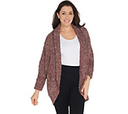 Barefoot Dreams Cozychic Cocoon Cardi - A342923