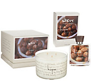 WEN by Chaz Dean Blessing 22-oz Candle & 1.7-oz EDP - A347723