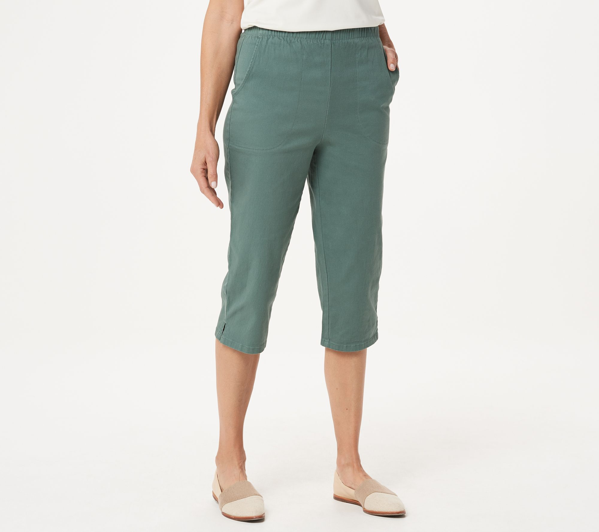NestYu Men 3//4 Length Pants with Side Pockets Sustainable Outwear Shorts