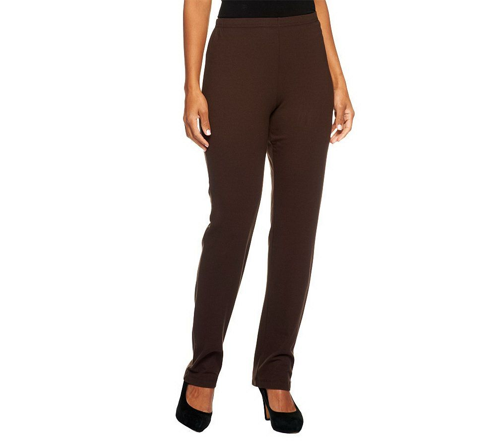 7fd404a29179 Women with Control Petite Pull-on Slim Leg Pants - Page 1 — QVC.com