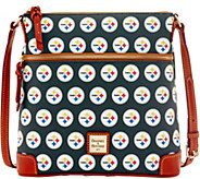 Dooney & Bourke NFL Steelers Crossbody - A285724