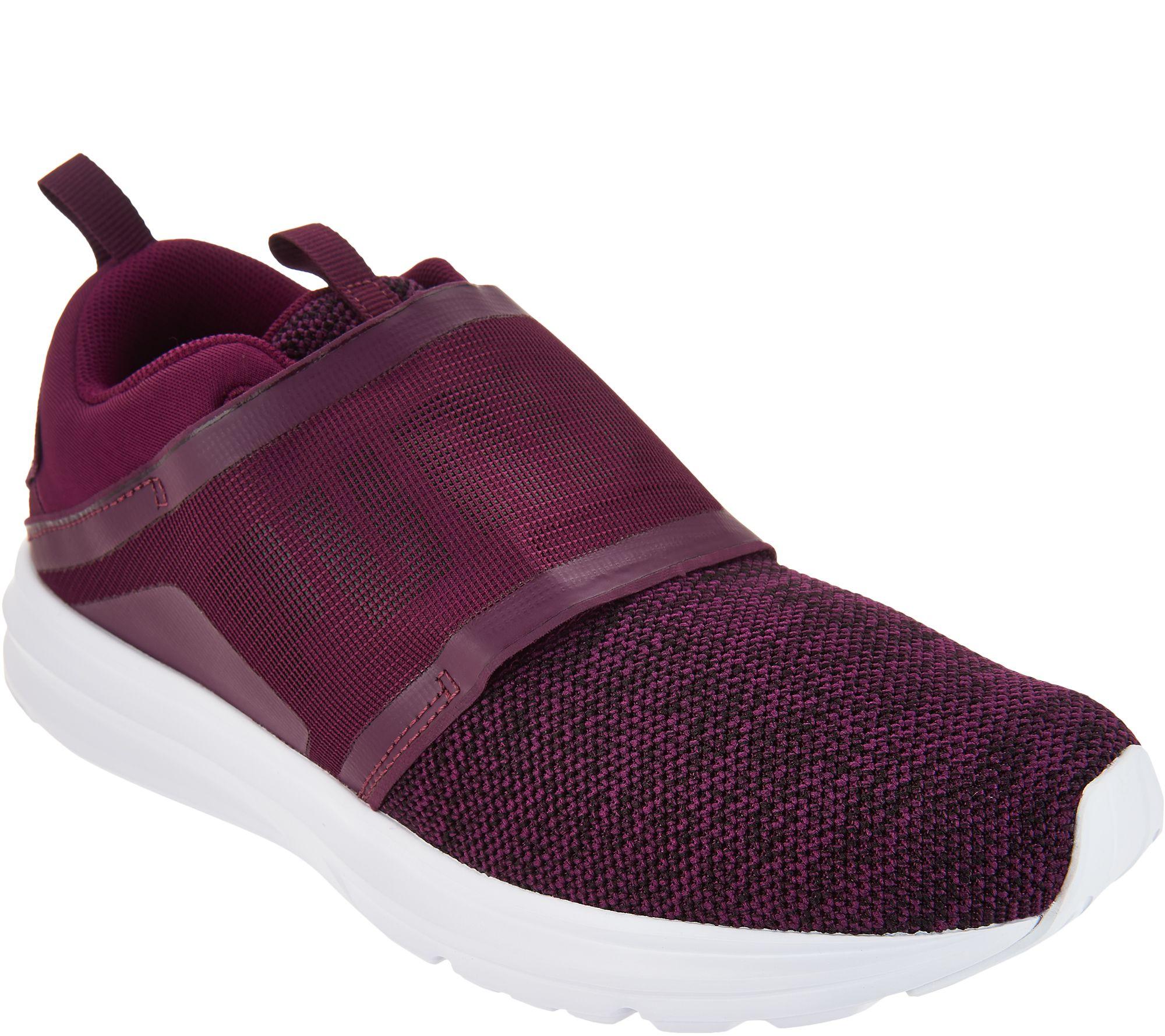 PUMA Knit Lace-up Sneakers - Enzo Strap Knit - Page 1 — QVC.com f3b23675a