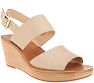 Sole Society Double Strap Wedges - - Pavlina - A305024
