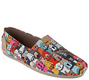 As Is Skechers BOBS Choice of Dog or Cat Slip-On Shoes- Party - A342424