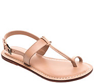 Bernardo Leather Sandals - Maverick - A413124