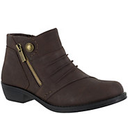 Easy Street Comfort Booties - Sable - A415524