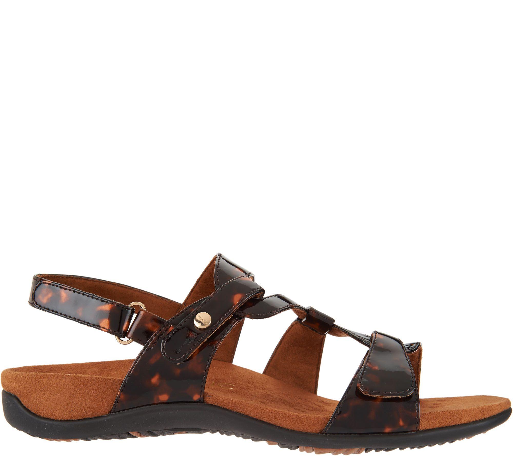33c4e63ead4c Vionic Sandals with Backstrap - Paros - Page 1 — QVC.com
