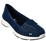 Ryka Heathered Slip-on Sneakers - Jenny - A281225