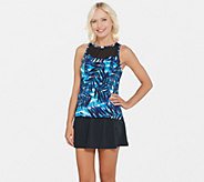 DreamShaper by Miraclesuit Olivia Tankini Swimsuit with Skirt - A303925