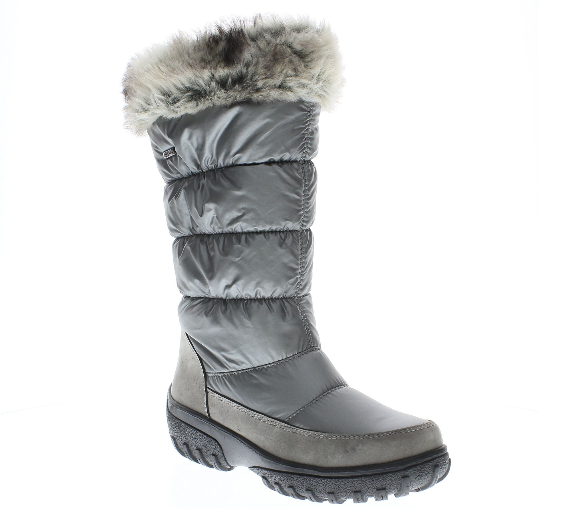 Spring Step Nylon Waterproof Winter Boots Vanish Page
