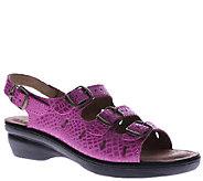 Flexus by Spring Step Wedge Sandals - Adriana - A336425
