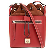 Dooney & Bourke Vachetta Leather Drawstring Crossbody - A342125
