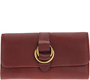 frye & co. Leather Snap Wallet - Adelaide - A344725