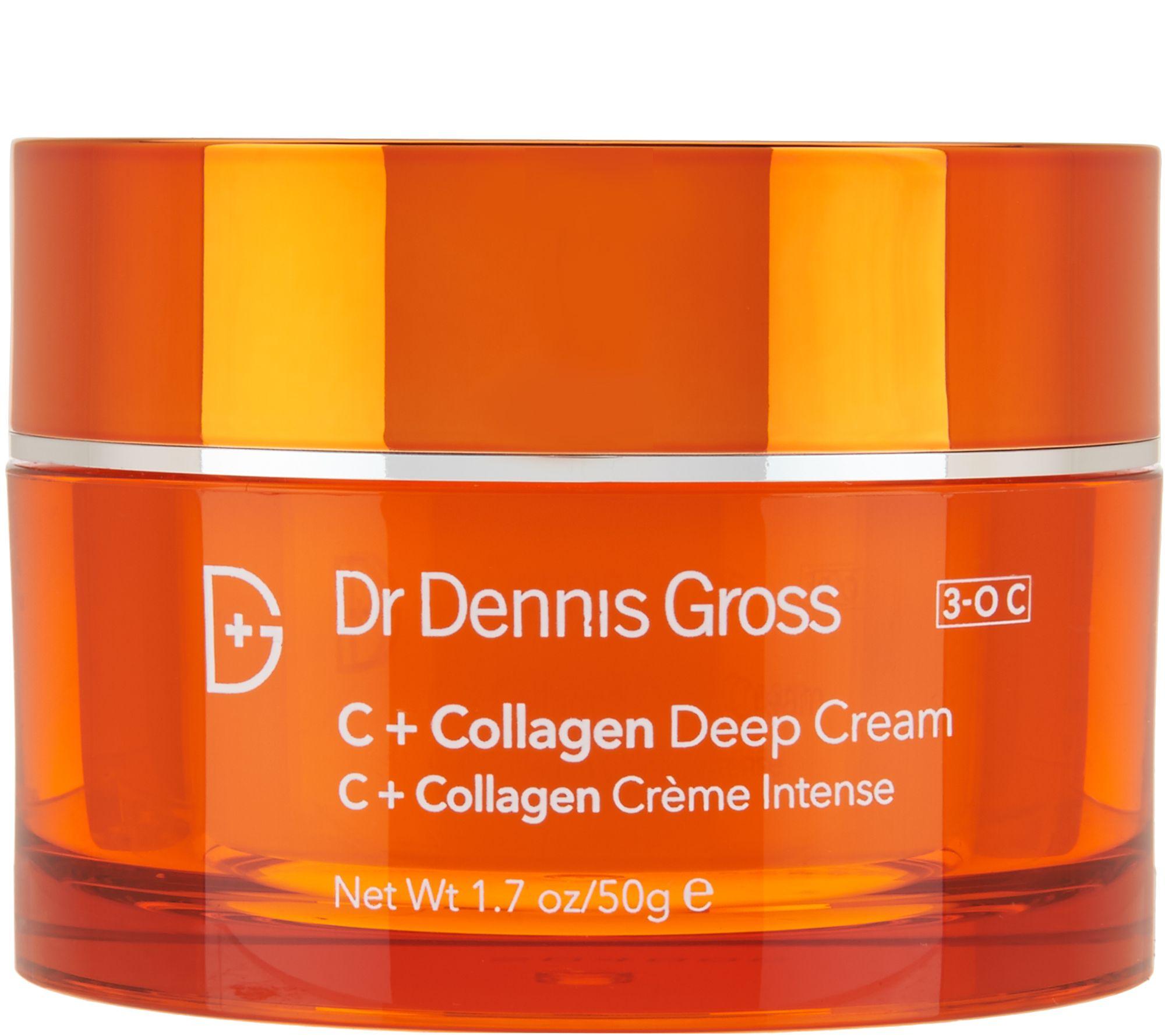 Dr Gross C Collagen Vitamin Deep Cream Page 1 White Vit