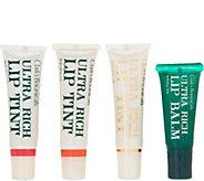 Clarks Botanicals 4-piece Ultra Rich Lip Set - A307726