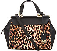 Vince Camuto Exotic Leather Satchel - Carla - A342326