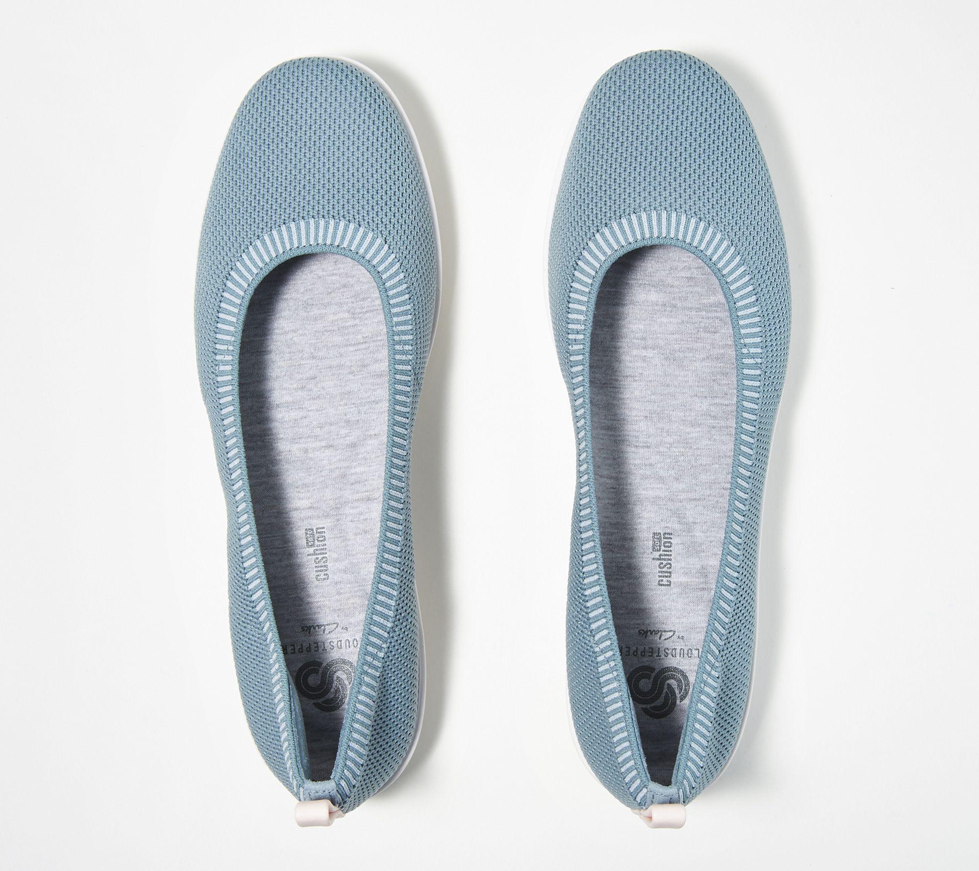 de3be66a CLOUDSTEPPERS by Clarks Slip-on Shoes- Ayla Paige — QVC.com