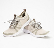 Vionic Mesh Lace-Up Sneakers - Alma - A346926