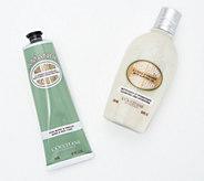 LOccitane Almond Shower Shake & Almond Hand Cream Set - A352326