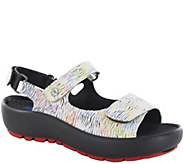 Wolky Leather Sandals - Rio - A357426