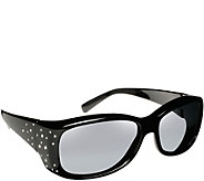 Haven Dahlia Signature Crystals Fits Over Sunglasses w/ Cloth - A359426