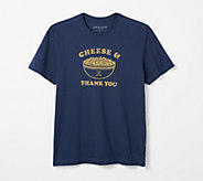 Life is Good Mens In the Kitchen Short Sleeve Crusher Tee - A367726