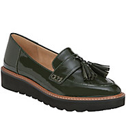 Naturalizer Leather Tassle Loafers - August - A417126