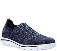 Propet Travelactiv Stretch Walking Shoes - A422426