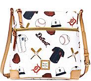 Dooney & Bourke MLB Tigers Crossbody - A280027