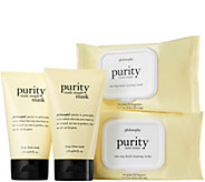 philosophy purity made simple cleansing Auto-Delivery - A282327