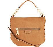 Aimee Kestenberg Leather Convertible Crossbody- Onyx - A294927